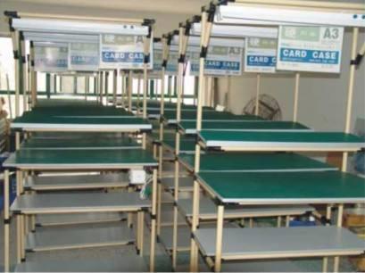 惠州不锈钢防静电流水线工厂,惠州不锈钢防静电流水线工作台工厂