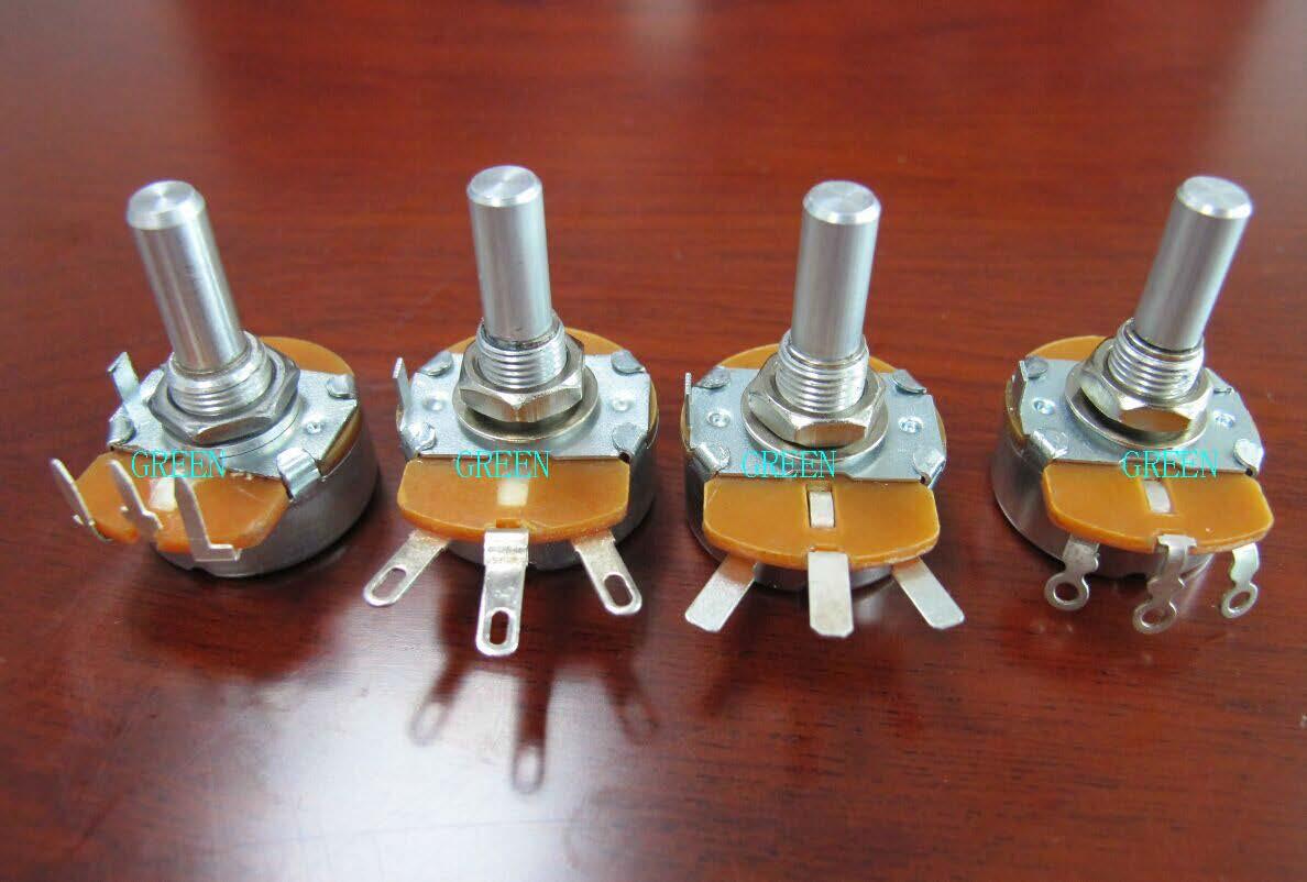 R24 wire-wound potentiometer,R24线绕电位器