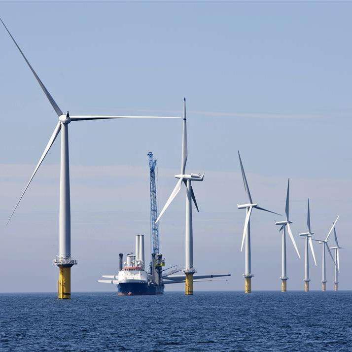 ,海上风能发电
